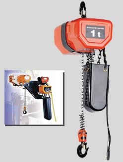 Hitachi Electric Chain Hoist